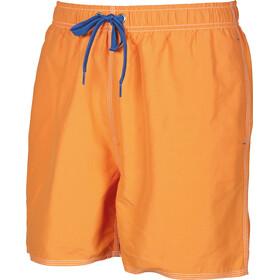 arena Fundamentals Solid Boxer Men tangerine-royal